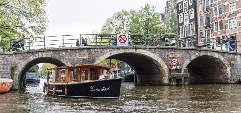 Saloonboat I