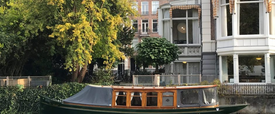 Saloonboat VII