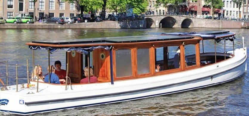 Saloonboat VIII